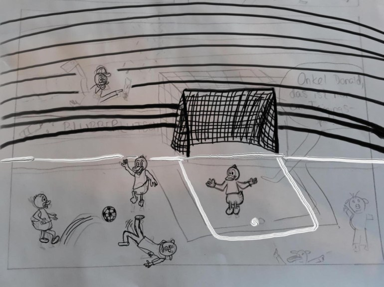 Hinter den Kulissen: Von Fußball und Fundstücken 7
