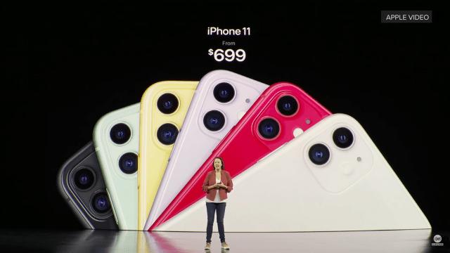 pelancaran iphone 11
