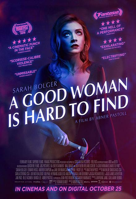 A Good Woman Is Hard To Find 2019 Movie Poster