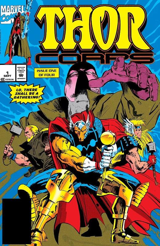 Thor Corps vol 1 [4/4] Español   Mega