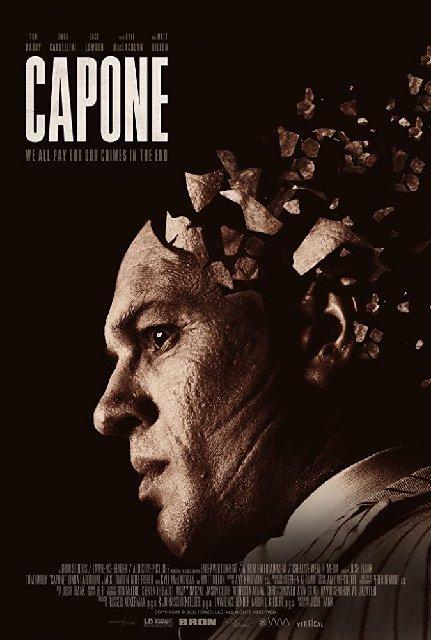 Capone 2020 Movie Poster