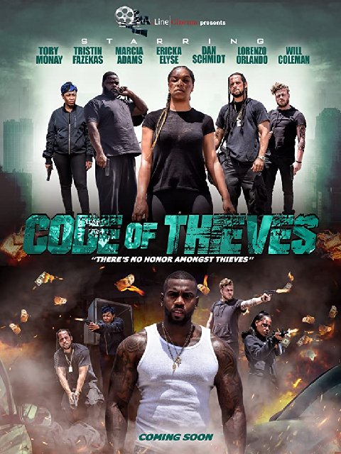 Code of Thieves 2020 Movie Poster