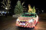 Nissan-Leaf-Christmas-tree-2