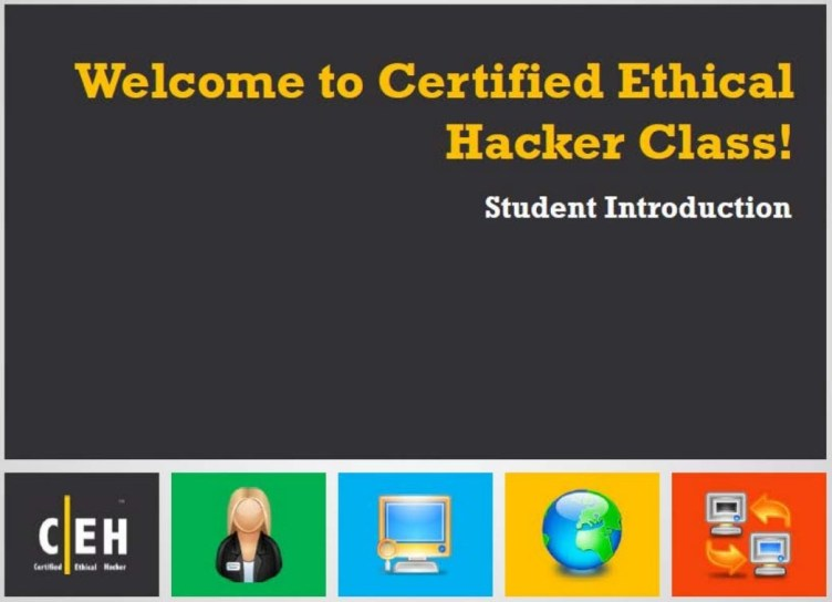 EC Council Certified Ethical Hacker CEH 9