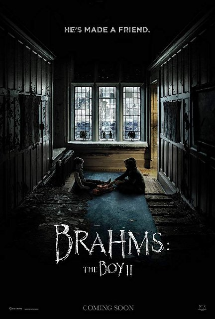 Brahms The Boy 2 2020 Movie Poster