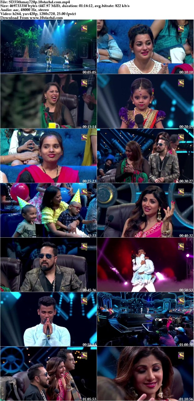Super Dancer Chapter 3 (5th May 2019) Full Episode HD