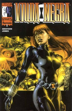 Black Widow Volumen 1 [3/3] Español | Mega