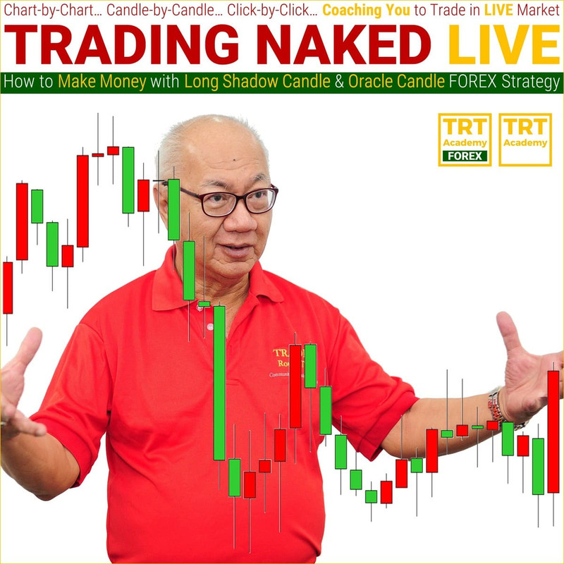 """Dr. FOO's Trading Naked """"LIVE"""" FREE"""