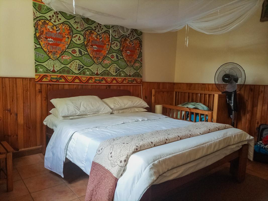 Room - Sungeni Cottage