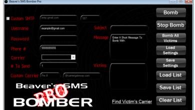 Beaver SMS Bomber Pro