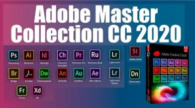 Adobe 2020/2021 Master Collection CC 01.12.2020 (x64)