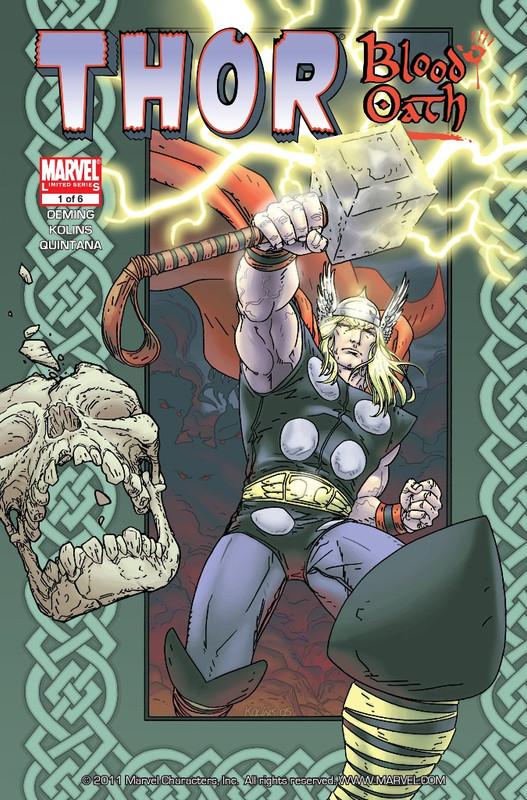 Thor Blood Oath [6/6] Español   Mega