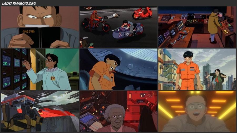 AKIRA 30th Anniversary - 1988 - (BDRip 1080p Japones sub. Español)(Varios) 5