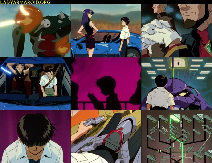 Neon Genesis Evangelion TV Serie 26/26 (Japones, Latino. Sub. Esp.)(Varios) 5