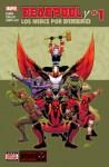 Deadpool & The Mercs for Money [10/10] Vol 2