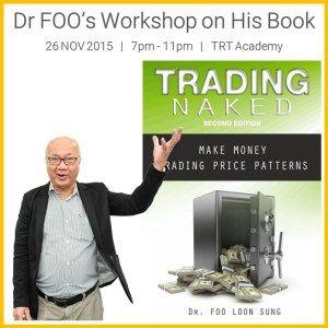 "26 November 2015 – Workshop on the Book ""Trading Naked (2nd Edition)"""