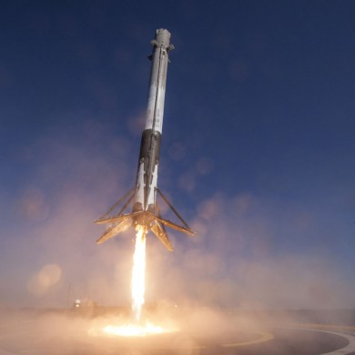 SpaceX's Falcon 9 rocket Launches More 60 Starlink Satellites for Affordable Internet