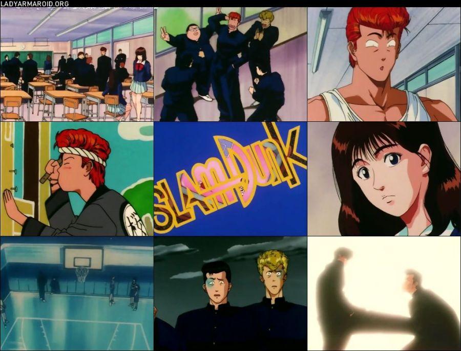 Slam Dunk TV Serie 101/101 (Latino)(Mega) 5