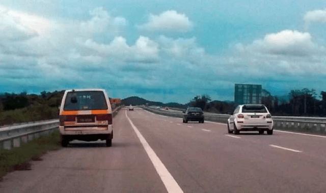 kemalangan di lebuh raya