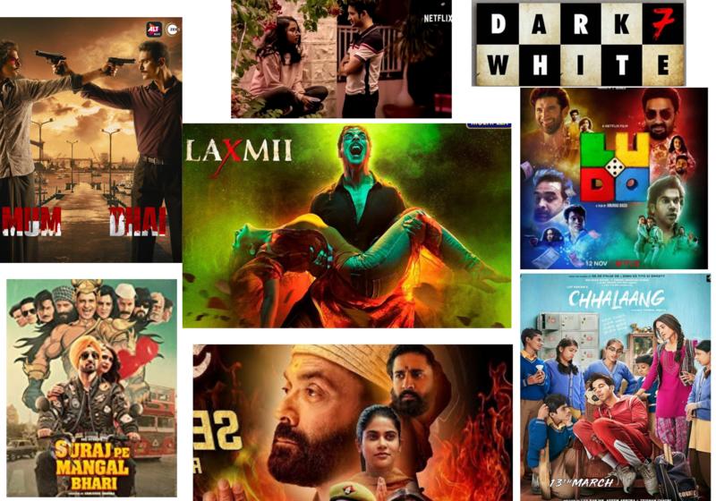 दीपावली के महीने में आने वाली वेबसीरीज और मूवी कौन कौन सी है ?
