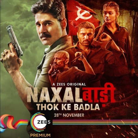 Naxalbari 2020 S01 Hindi Zee5 Original Complete Web Series 720p HDRip 1.4GB | 700MB Download