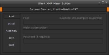 Silent XMR Miner Builder v0.2+Tutorial