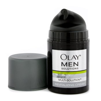 OLAY MEN Multi Solutions Revitalizing Cream