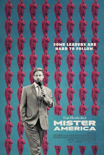 Mister America 2019 Movie Poster