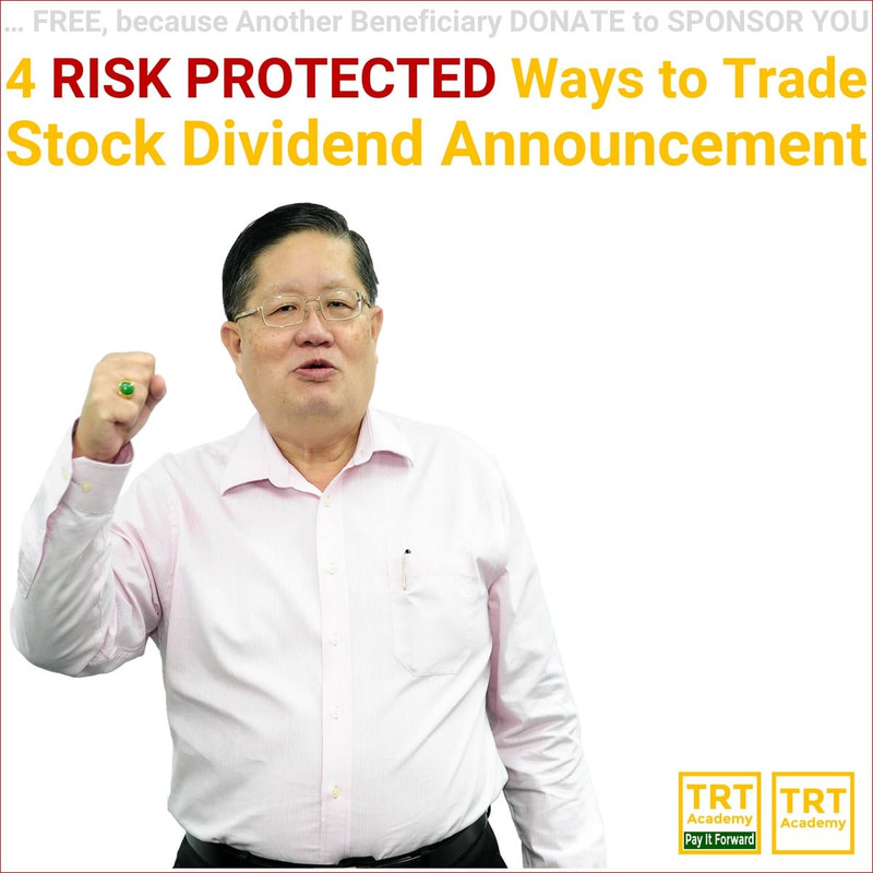 Yes… I Want to Improve My Trading Results – 2014-11 – 4 RISK PROTECTED Ways to Trade Stock Dividend Announcement