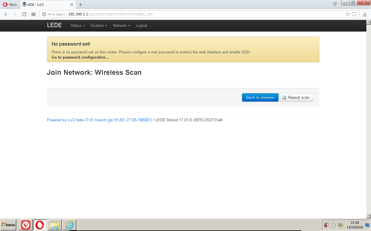 Wifi Lost In Hg556a Because Of Openwrt 18