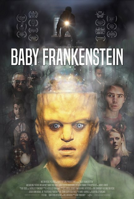Baby Frankenstein 2020 Movie Poster
