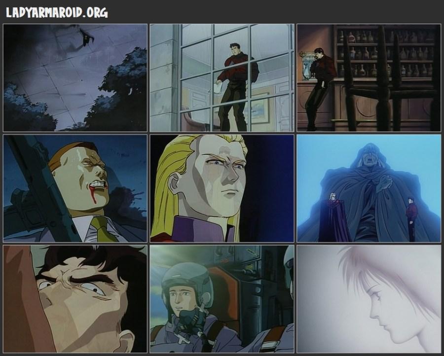Vampire War - 1990 - (DVDrip. Japones Sub. Español)(Varios) 5