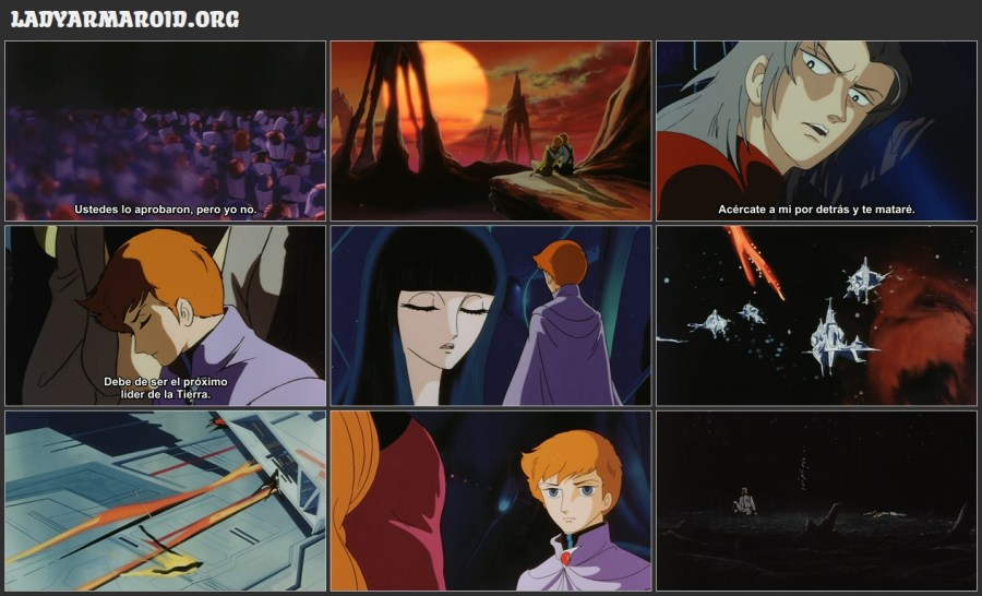 Toward the Terra - Movie - 1980 - (BDRIP. Japones Sub. Español)(Varios) 5