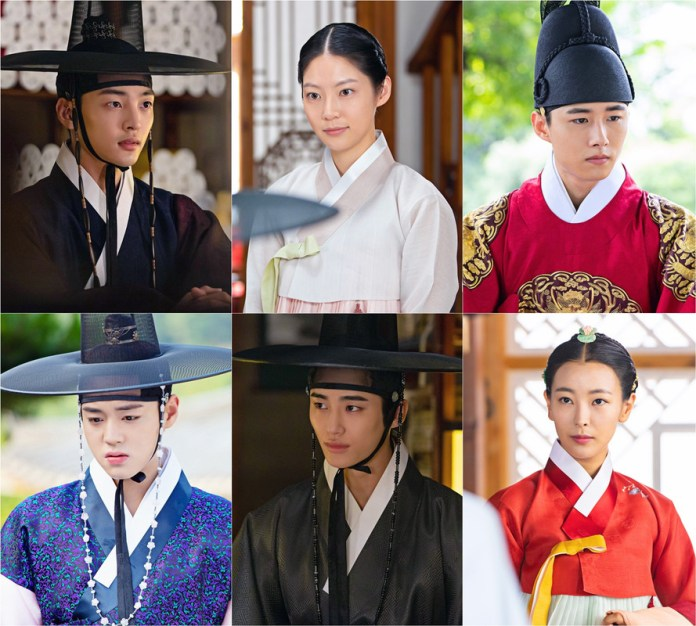 flower crew: joseon marriage agency tamat tayangan