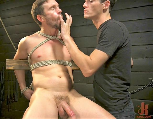 CONSTRAINED – Athletic Men Bound, Punished, and Edged