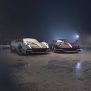 Pagani Huayra Roadster BC revealed in Zynga's CSR Racing 2 - Namaste Car