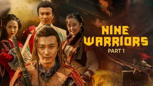 Nine Warriors 1 (2017) Hindi Dual Audio 720p HDRip 700MB | 350MB Download