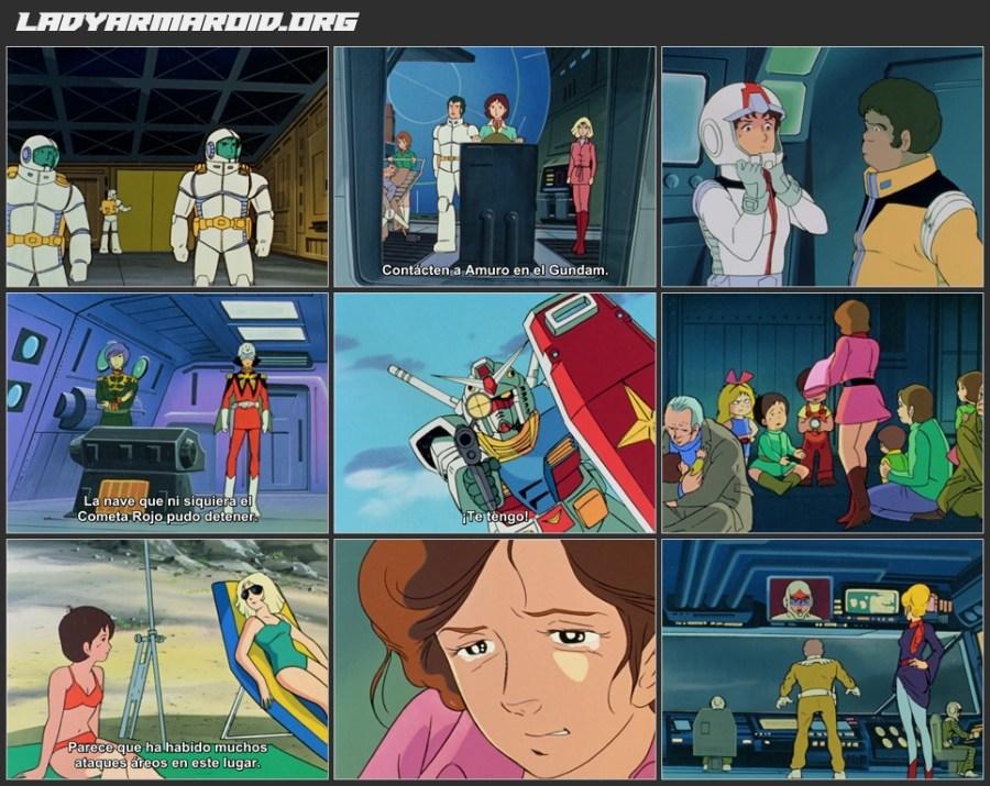 Mobile Suit Gundam I - 1981 - (BDRip Japones Sub. Español)(VARIOS) 5