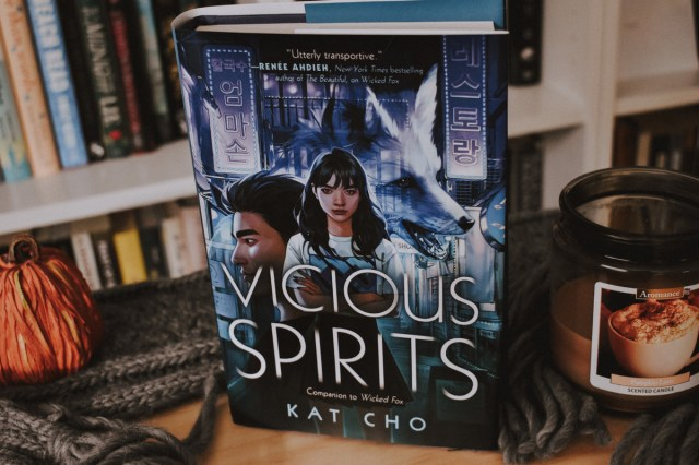 Book Review: Vicious Spirits by Kat Cho