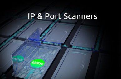 IP & Port Scanners