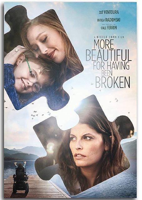 More Beautiful For Having Been Broken 2020 Movie Poster