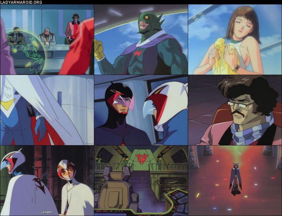 Gatchaman OVA - 1994 (BDRip. Jap. Sub. Español)(VARIOS) 5