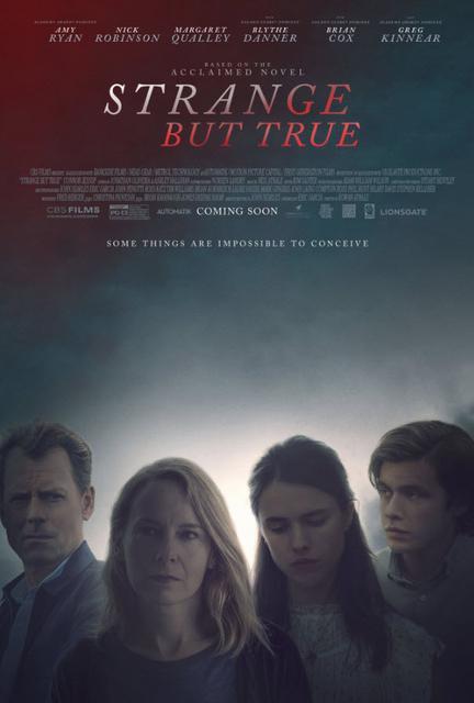 Strange But True 2019 Movie Poster