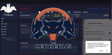 CERBERUS V2 + source