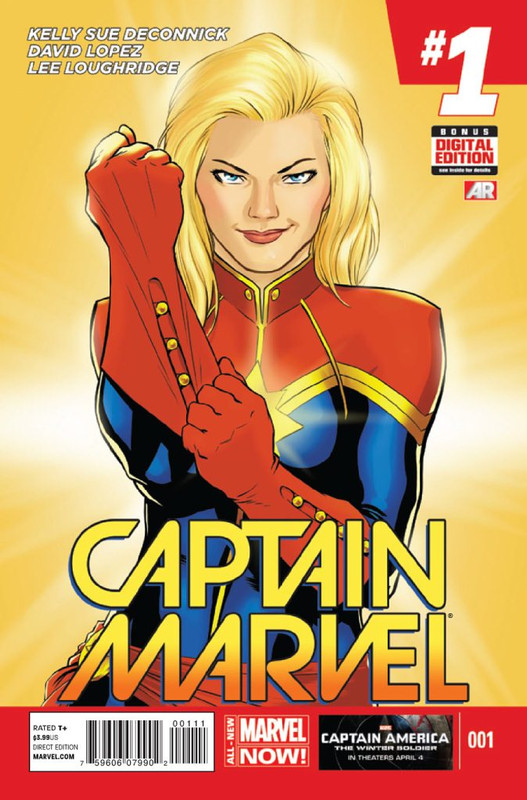 captain marvel vol 8