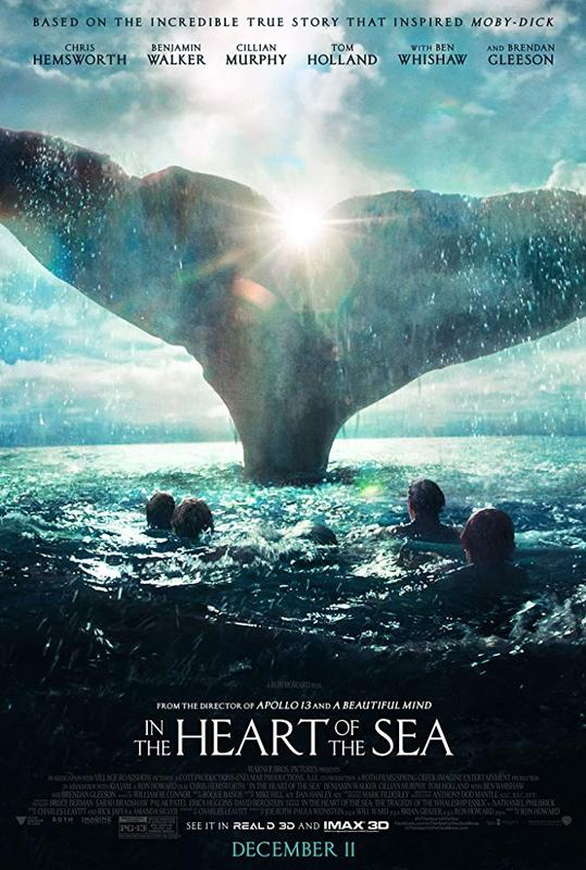 Review In The Heart of The Sea
