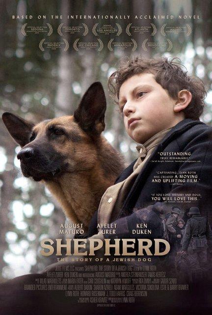 Shepherd The Hero Dog 2020 Movie Poster