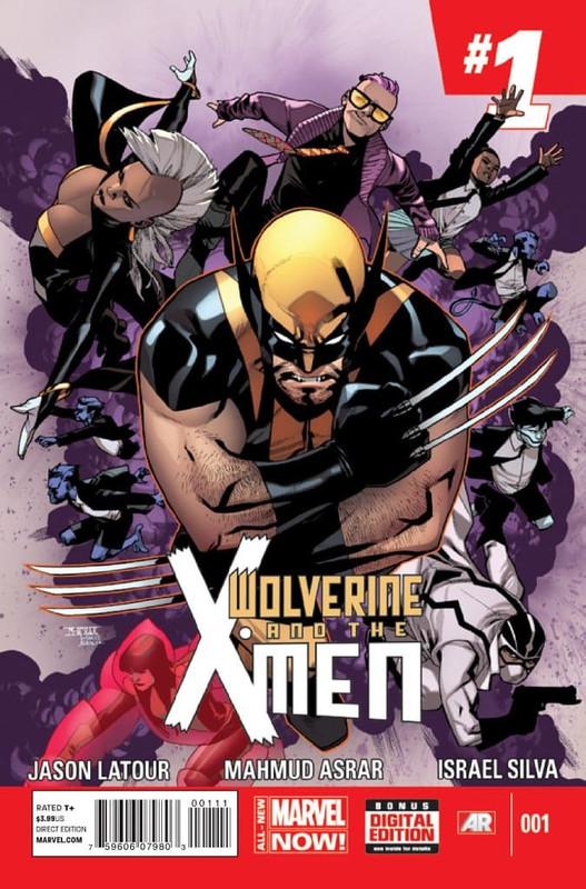 Wolverine y los X Men Vol 2 [12/12] Español