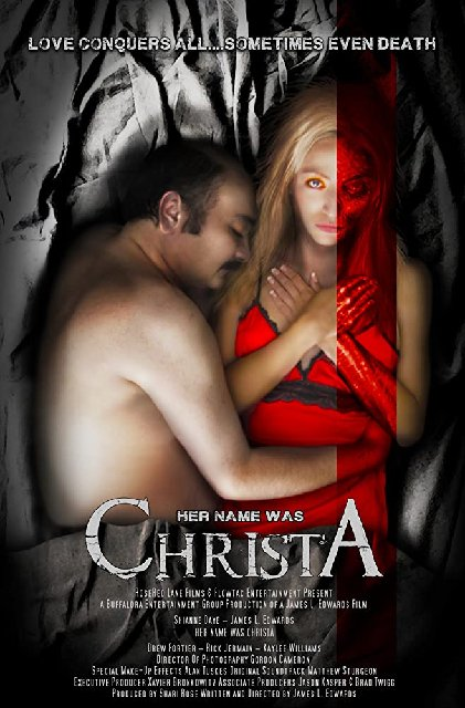 Her Name Was Christa 2020 Movie Poster