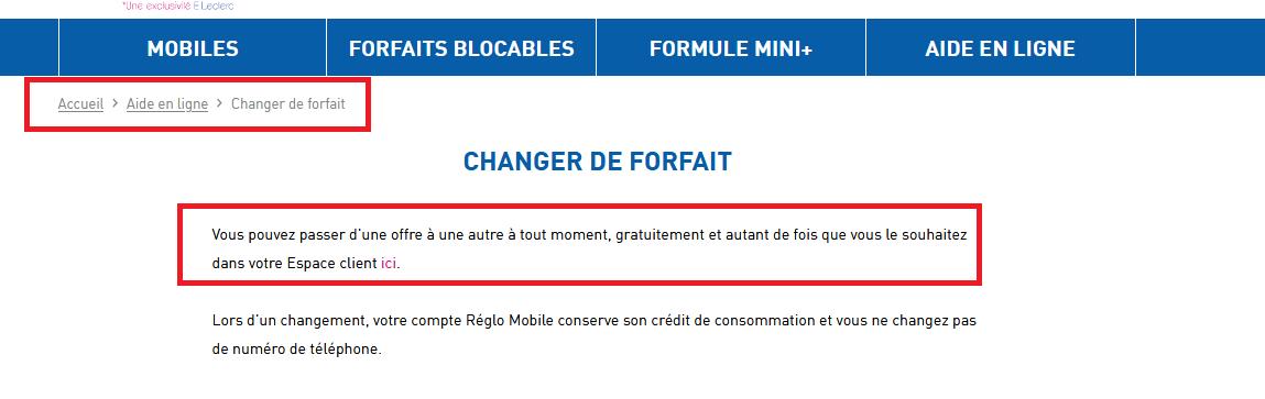 ex leclerc mobile